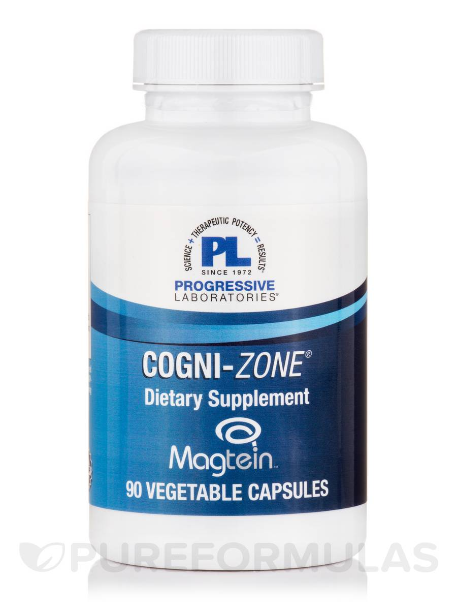 Cogni-Zone® - 90 Vegetable Capsules