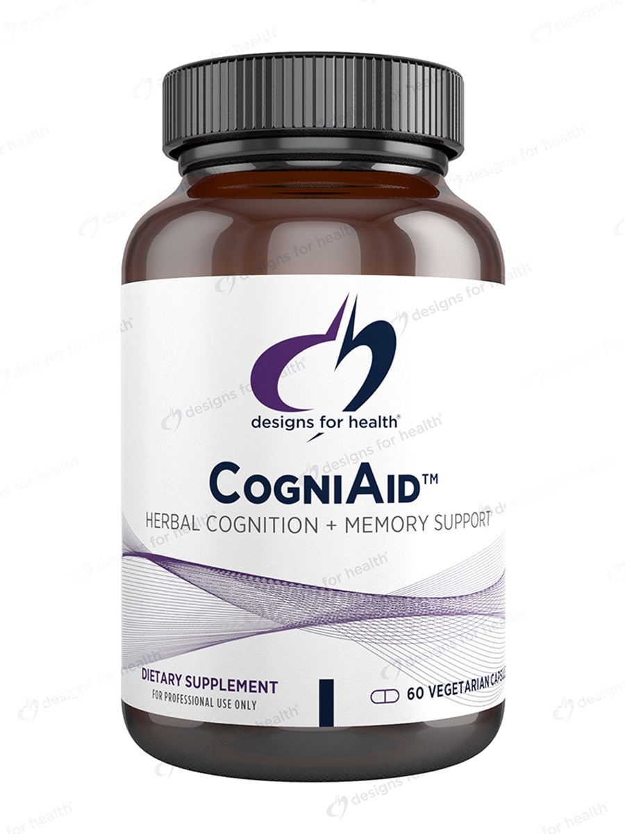 CogniAid™ - 60 Vegetarian Capsules