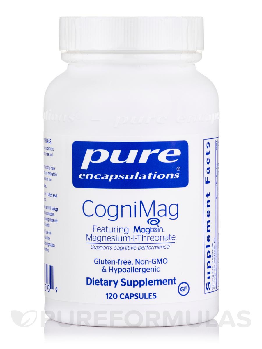 CogniMag - 120 Capsules