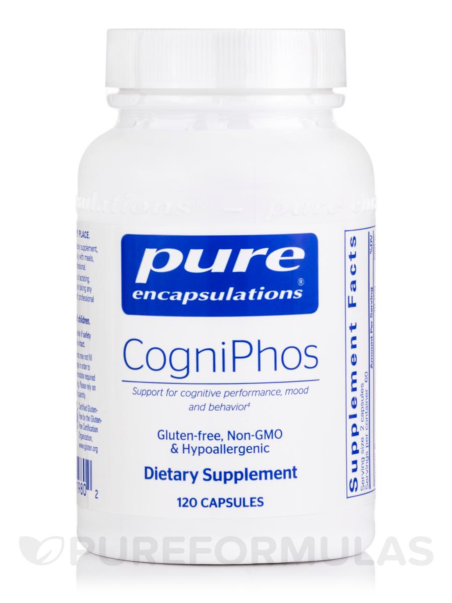 CogniPhos - 120 Capsules