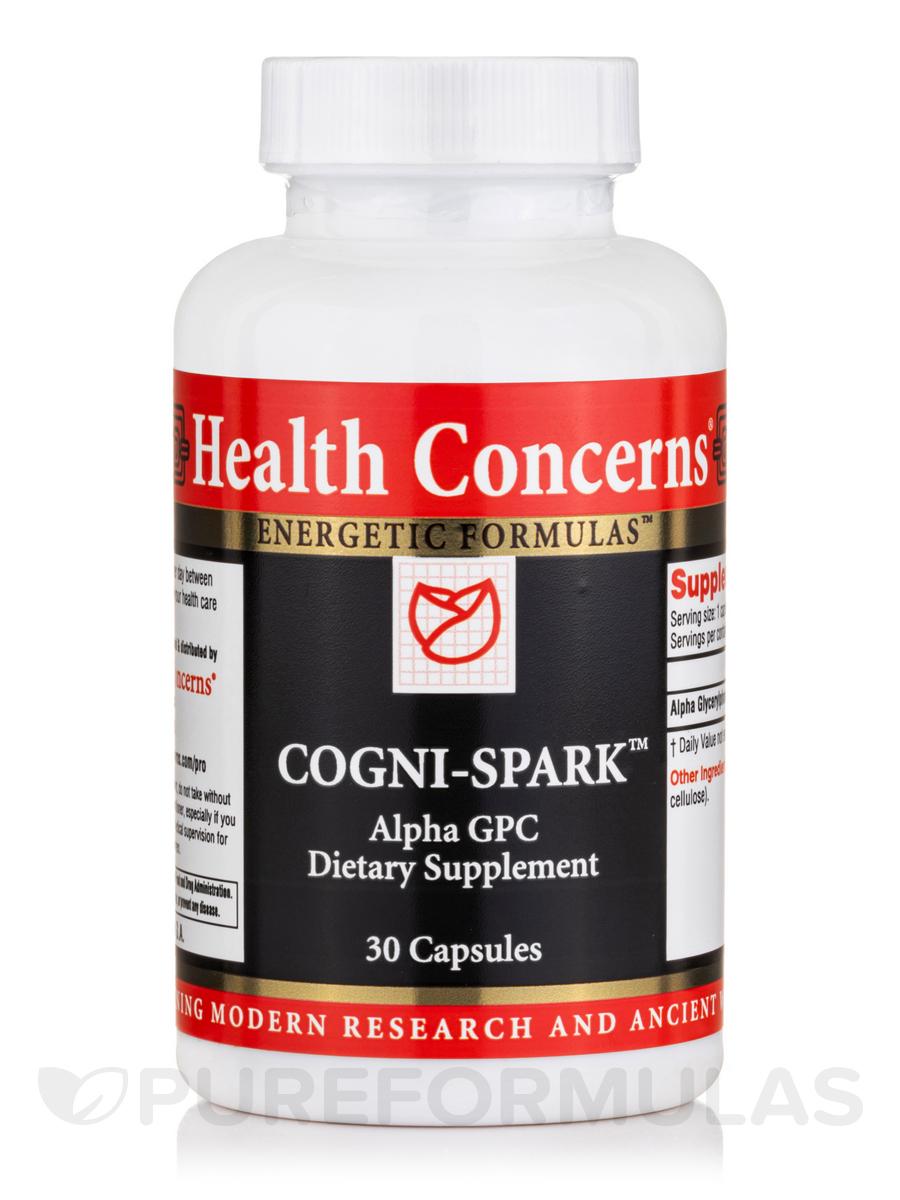 Cognispark - 30 Capsules