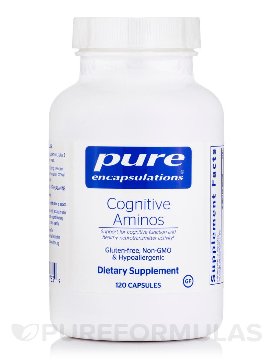 Cognitive Aminos - 120 Capsules