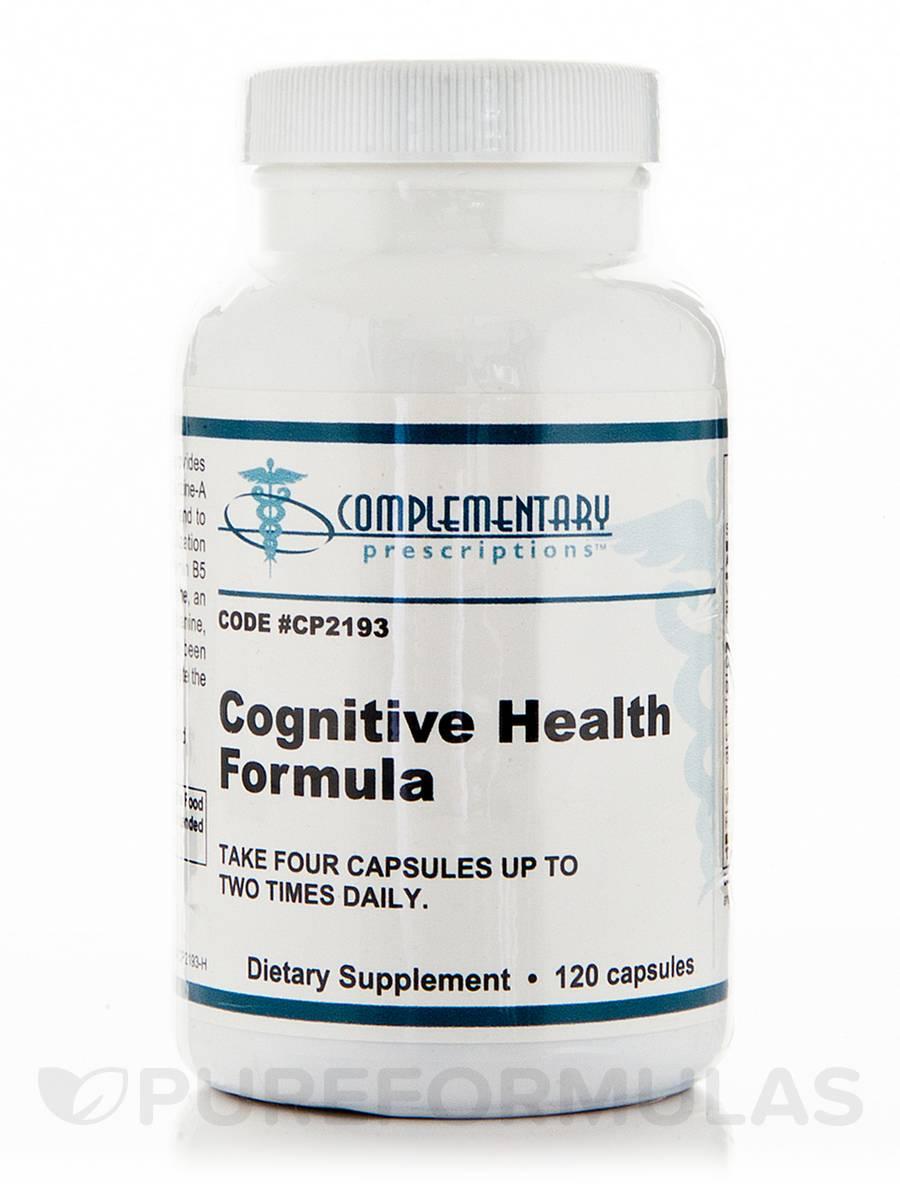 Cognitive Health Formula - 120 Capsules