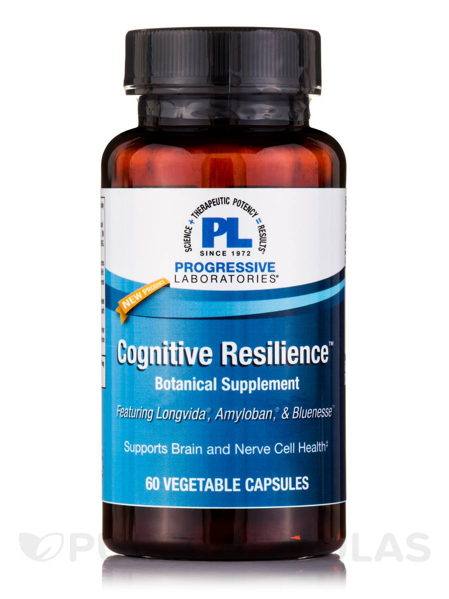 Cognitive Resilience™ - 60 Vegetable Capsules