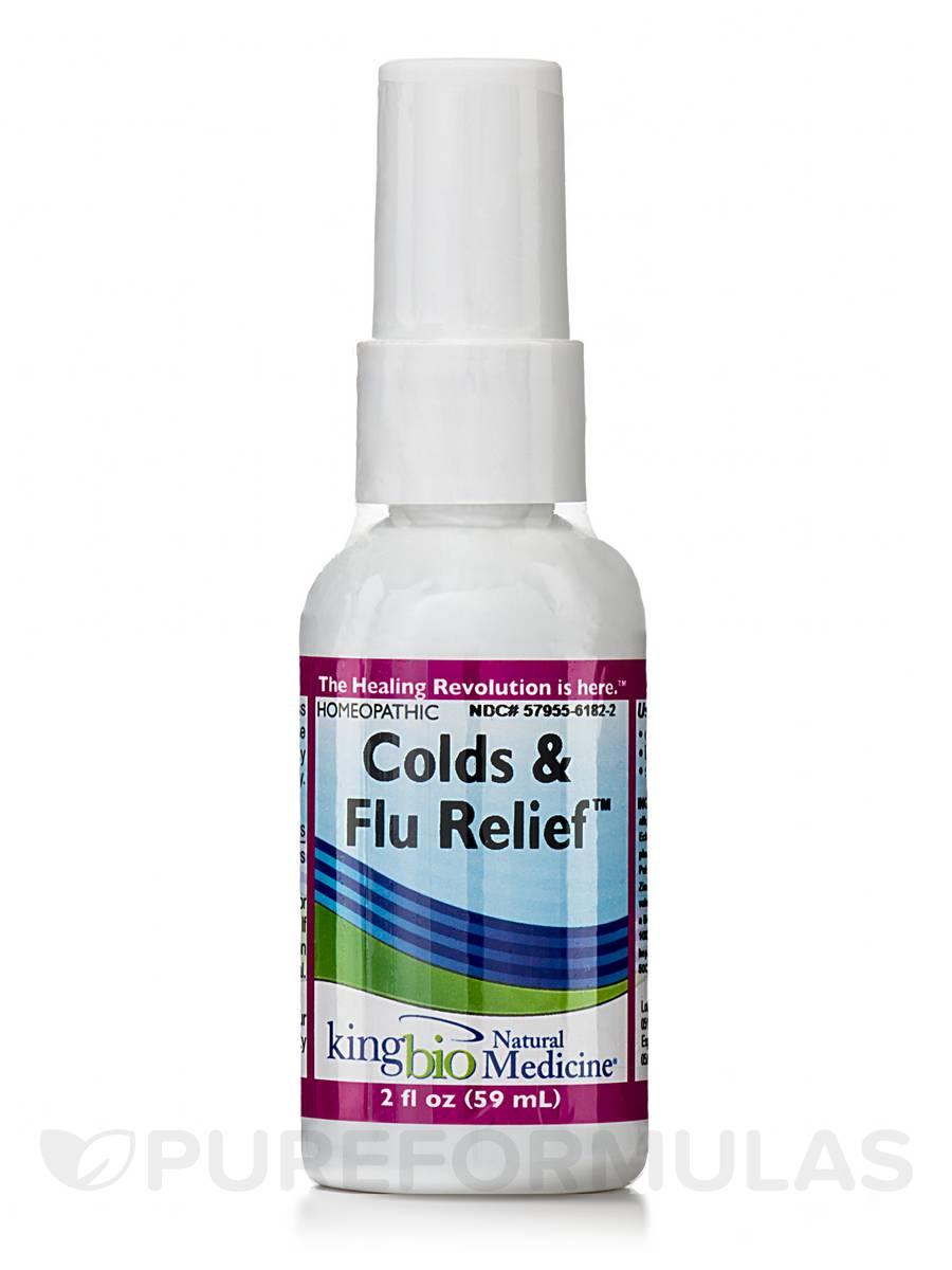 Colds & Flu Relief - 2 fl. oz (59 ml)