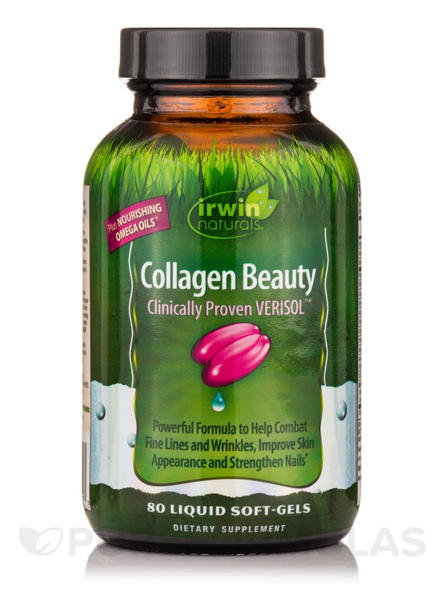 Collagen Beauty - 80 Liquid Soft-Gels