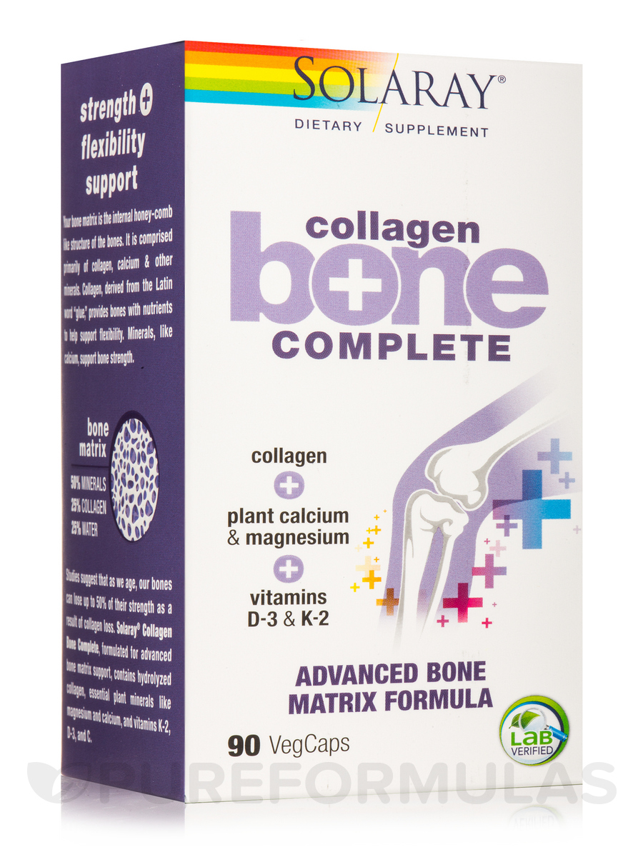 Collagen Bone Complete - 90 VegCaps