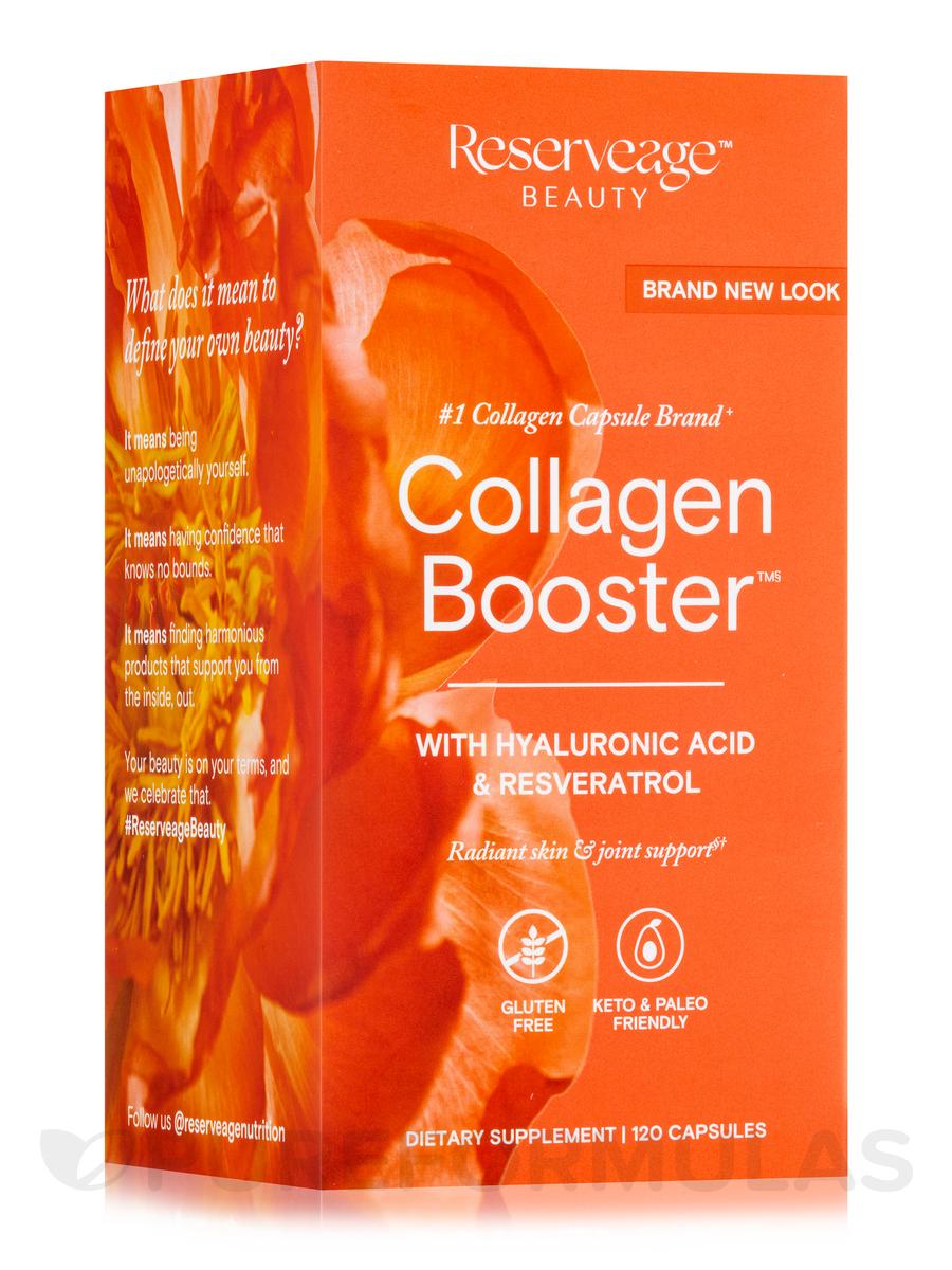 Collagen Booster - 120 Capsules
