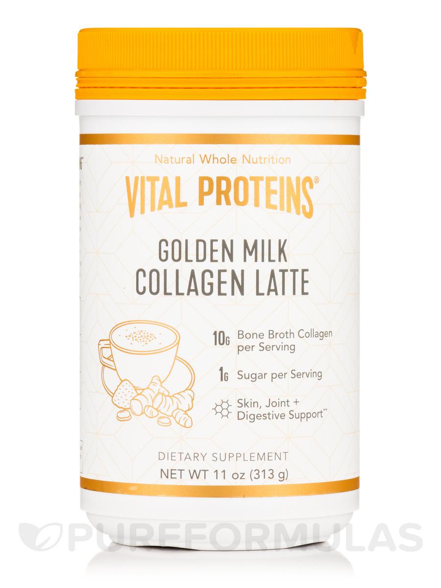 Collagen Latte, Golden Milk - 11 oz (313 Grams)