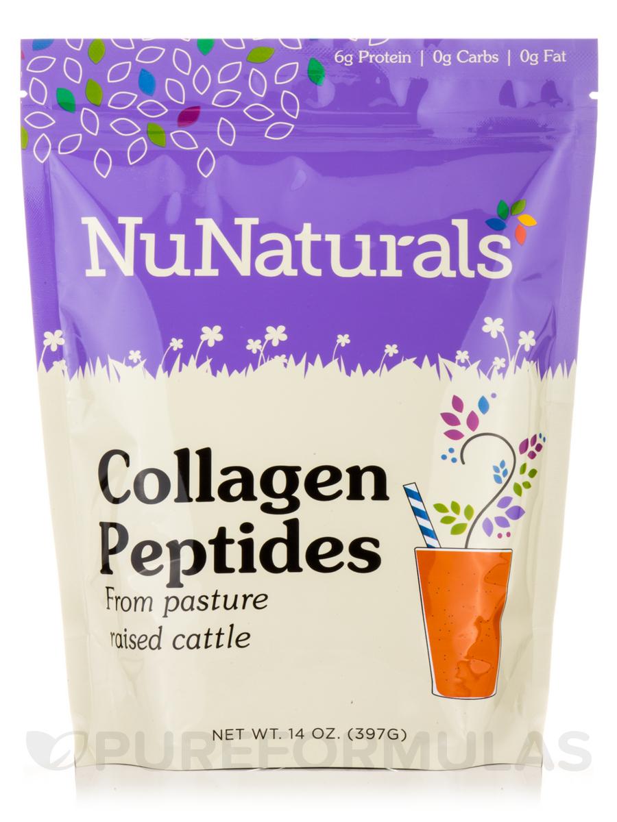 Collagen Peptides - 14 oz (397 Grams)