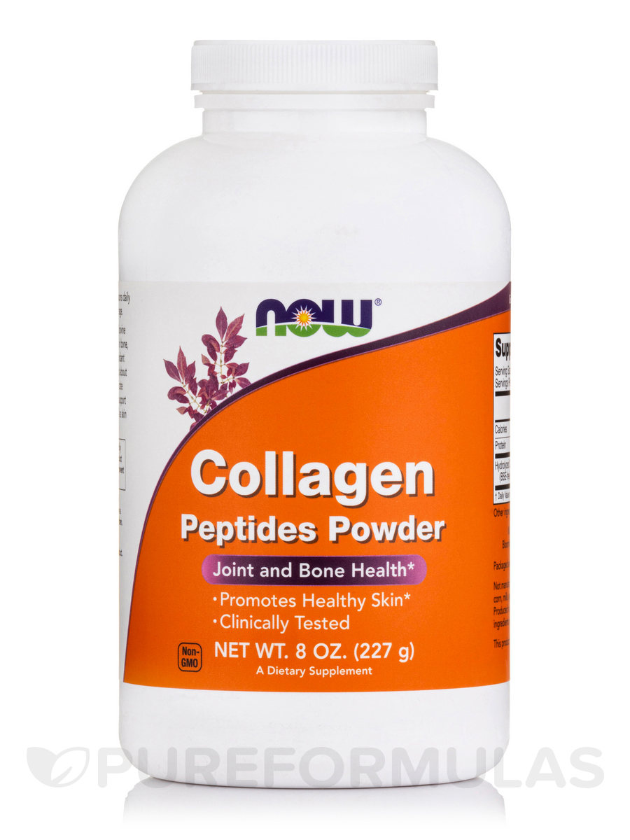Collagen - Peptides Powder - 8 oz (227 Grams)