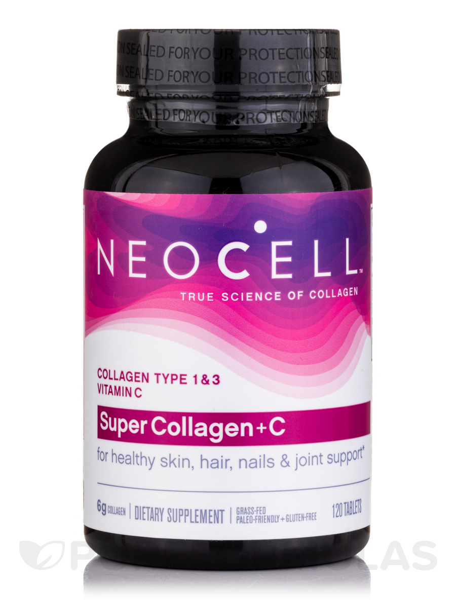 Collagen+C - 120 Tablets