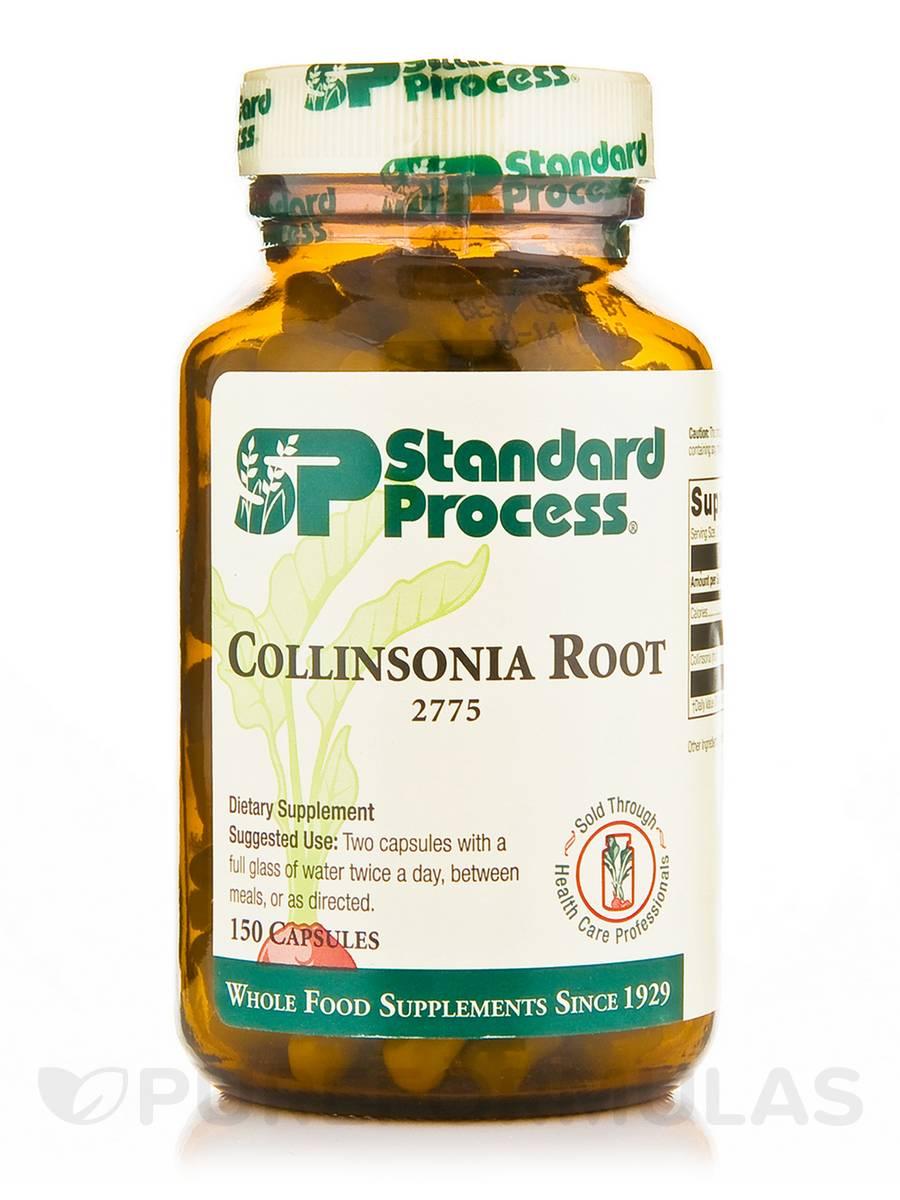 Collinsonia Root - 150 Capsules