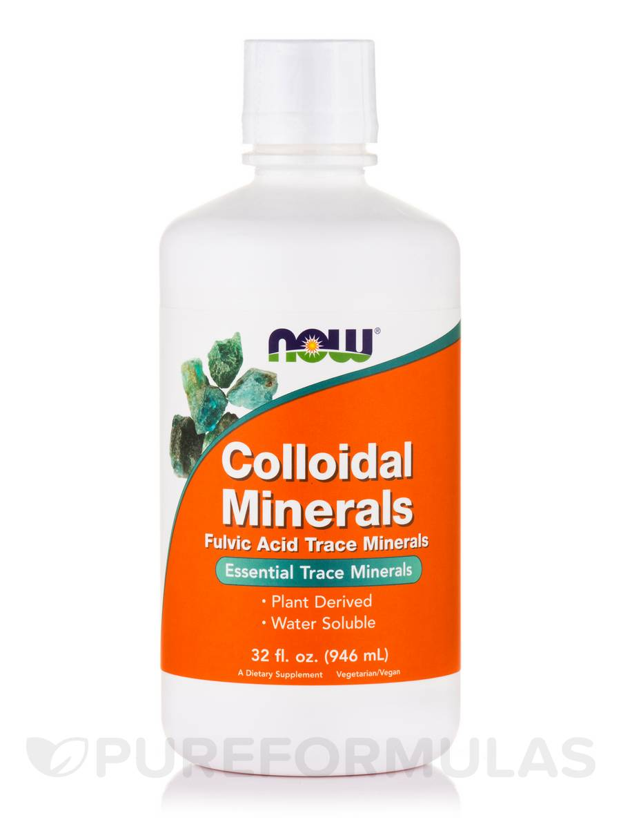 Colloidal Minerals - 32 fl. oz (946 ml)