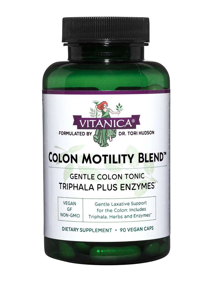 Colon Motility Blend - 90 Vegetarian Capsules