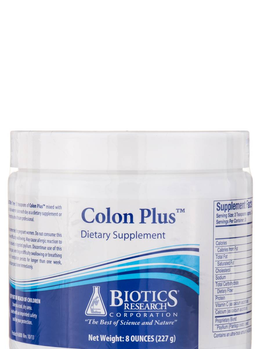 Colon Plus™ - 8 oz (227 Grams)