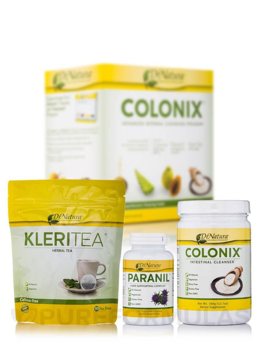 Colonix Program - 30-Day Supply