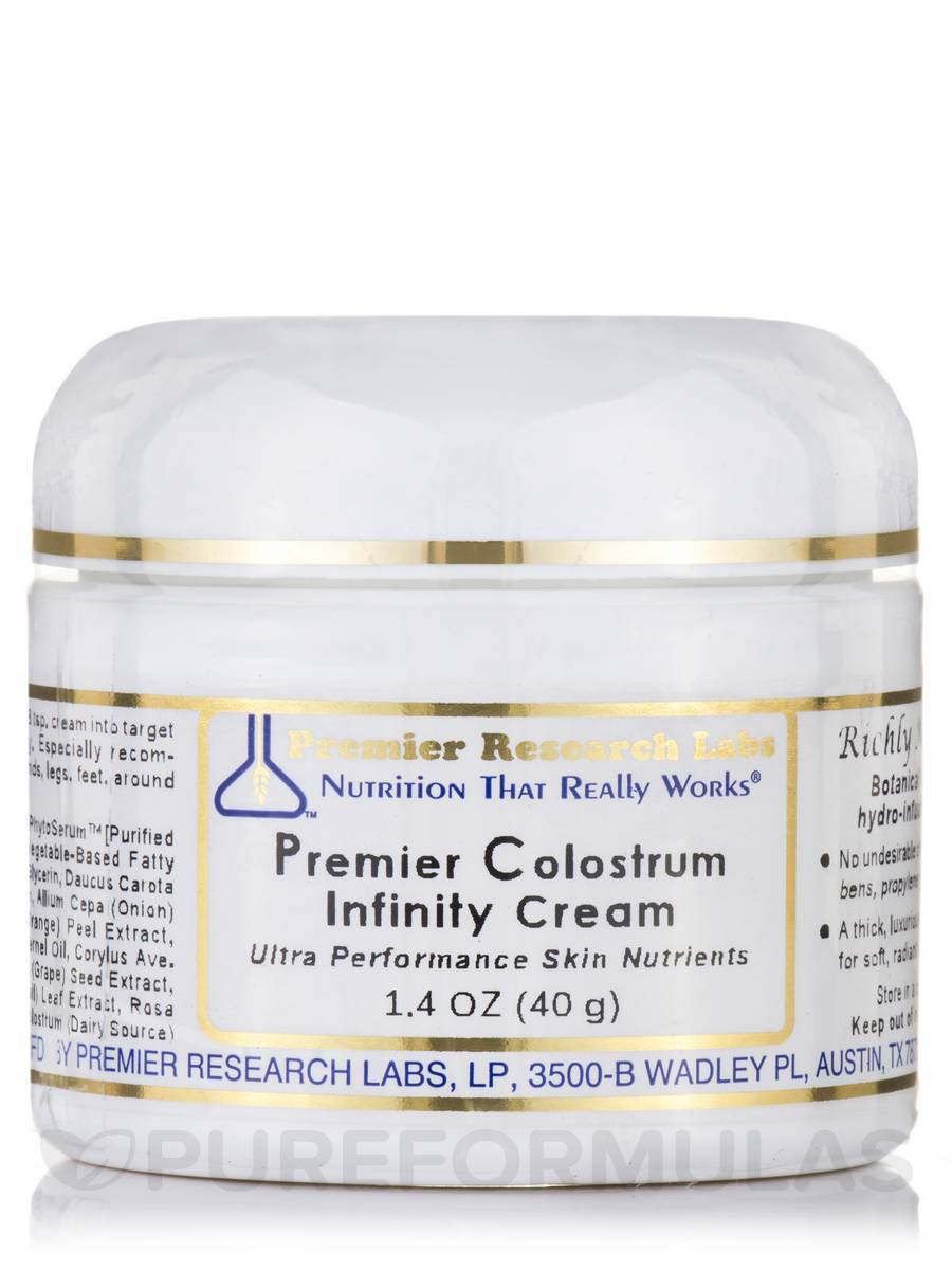 Premier Colostrum Infinity Cream - 1.4 oz (40 Grams)