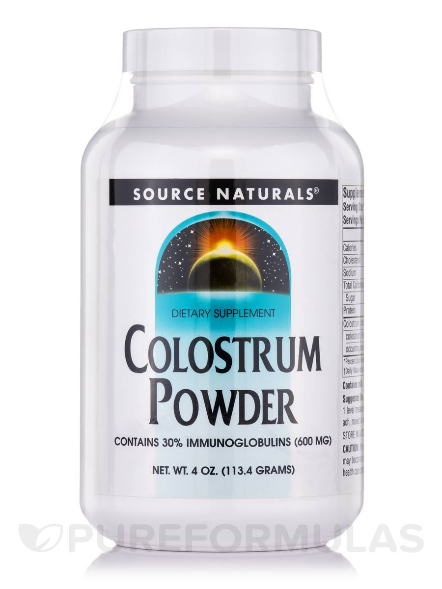 Colostrum Powder - 4 oz (113.4 Grams)