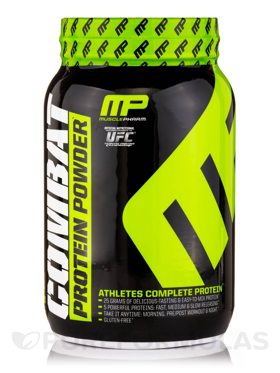 Combat Protein Powder®, Chocolate Peanut Butter - 32 oz (907 Grams)
