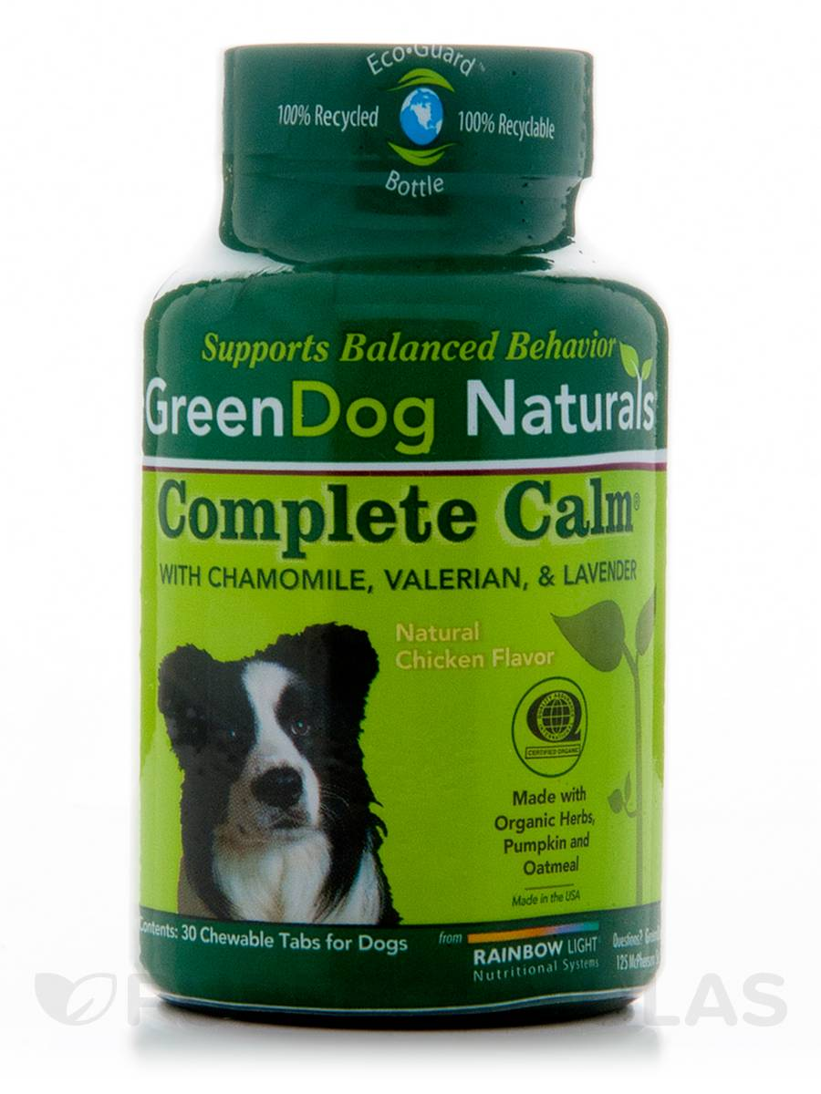 Complete Calm® Chewable - 30 Tablets