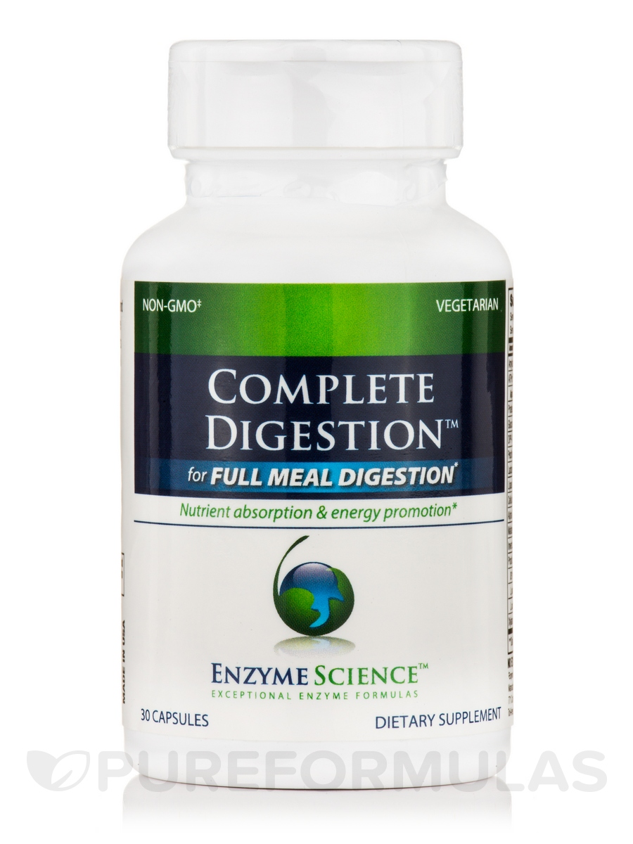 Complete Digestion™ - 30 Capsules