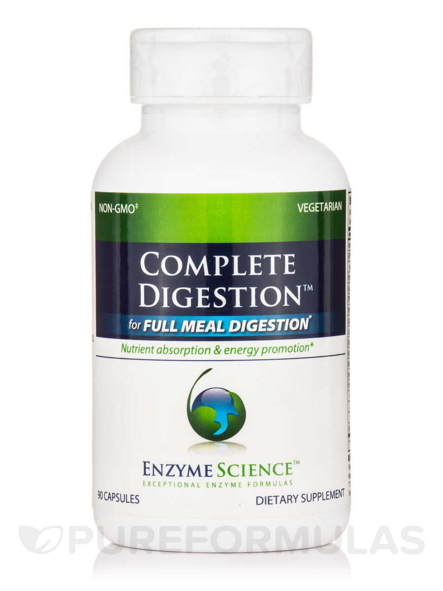 Complete Digestion™ - 90 Capsules