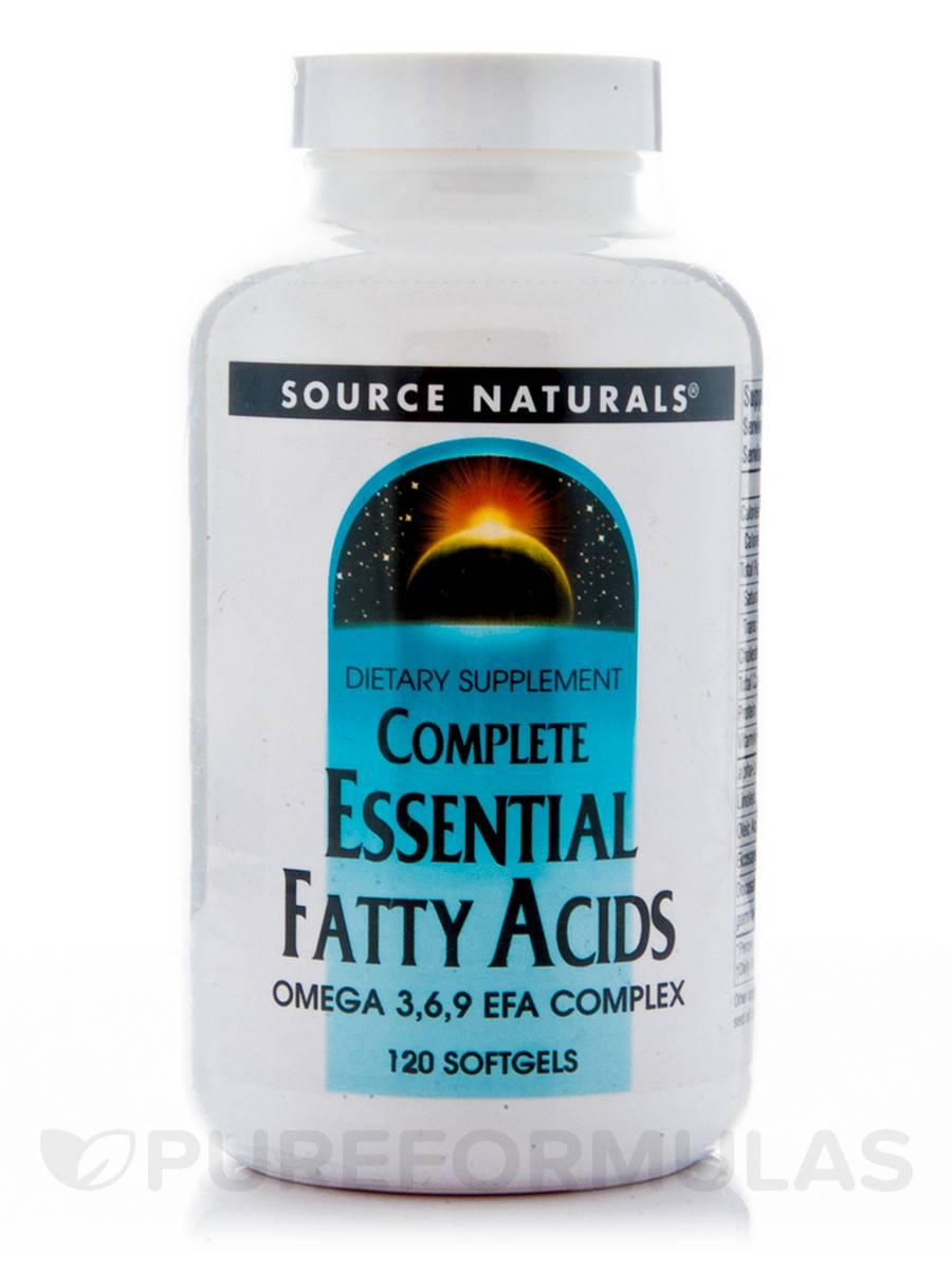 Complete Essential Fatty Acid - 120 Softgels