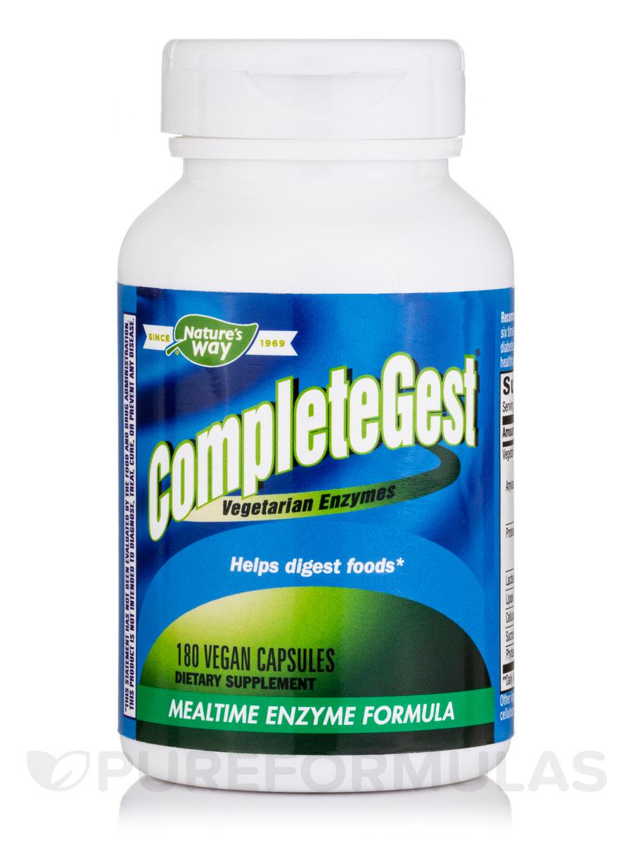 CompleteGest® - 180 Vegan Capsules