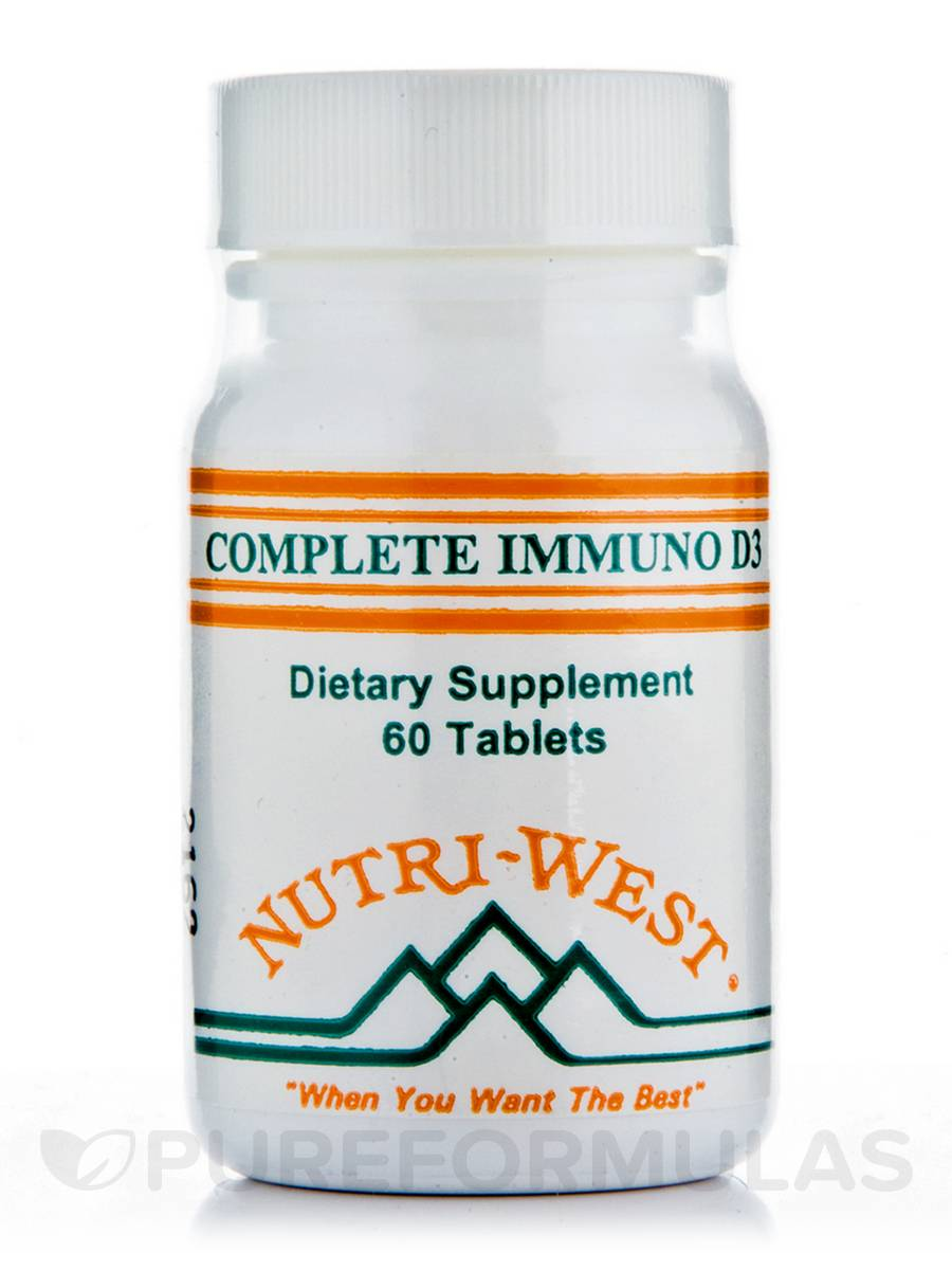 Complete Immuno D3 - 60 Tablets