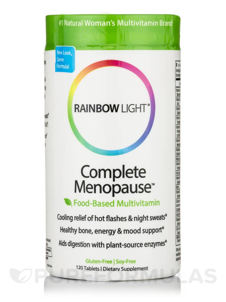 Complete Menopause™ Multivitamin - 120 Tablets