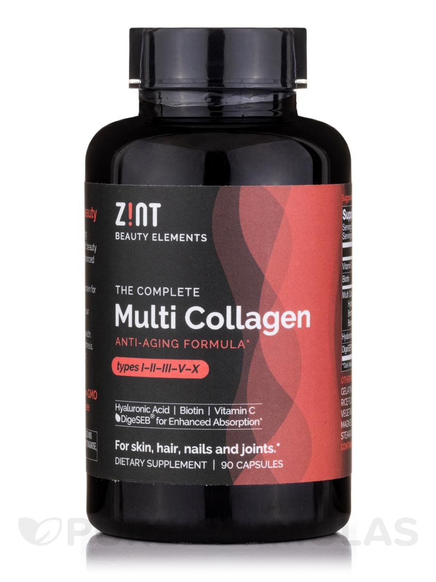 Complete Multi Collagen Capsules - 90 Capsules