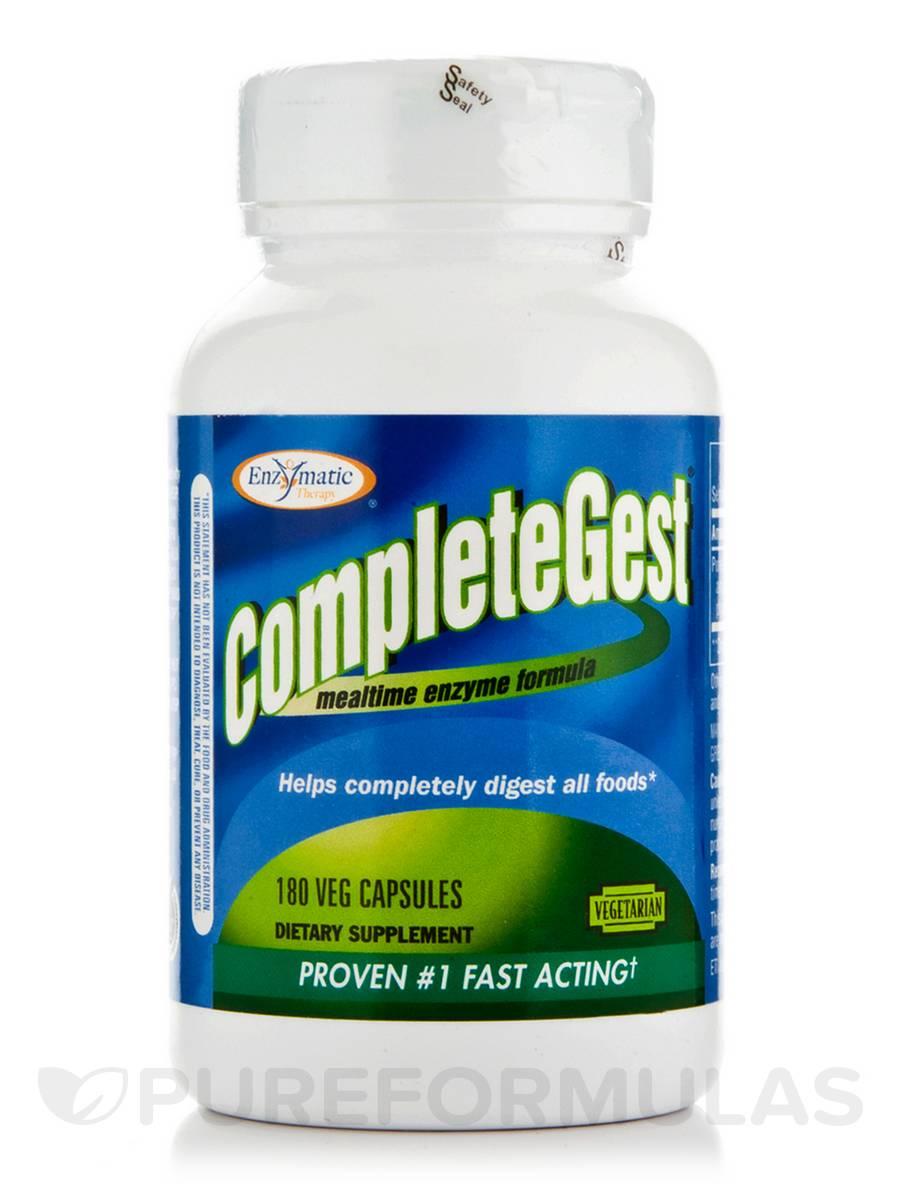 CompleteGest - 180 Vegetarian Capsules
