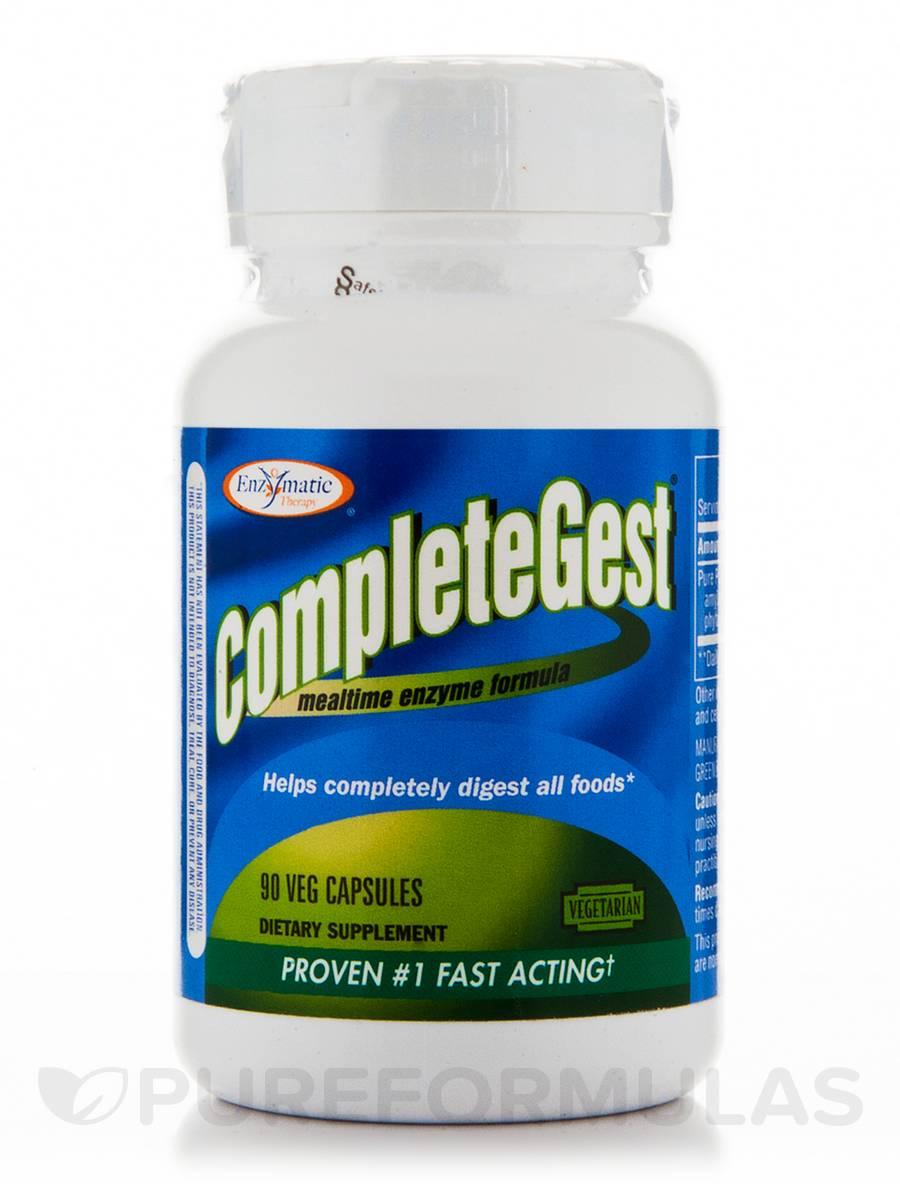 CompleteGest - 90 Vegetarian Capsules