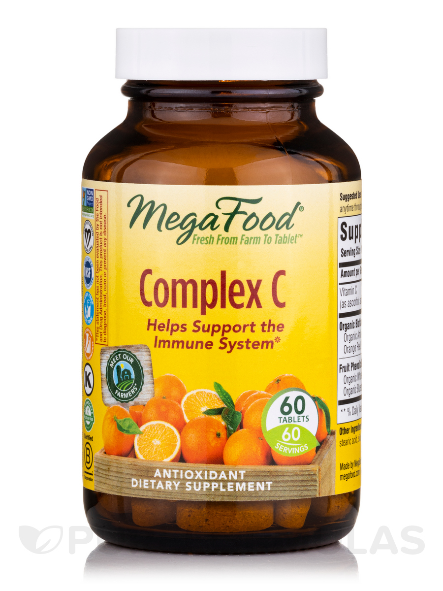Complex C - 60 Tablets