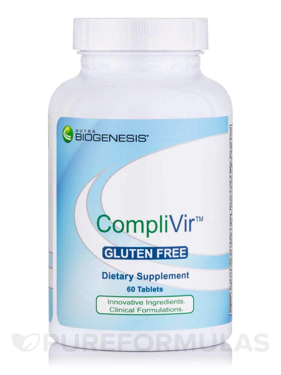 CompliVir™ - 60 Tablets