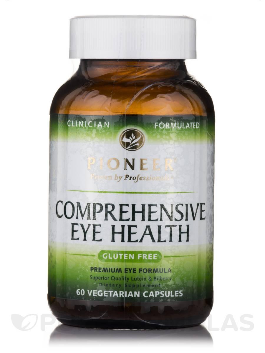 Comprehensive Eye Health - 60 Vegetarian Capsules