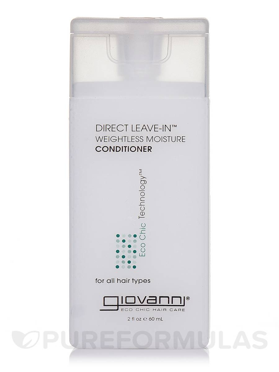 Direct Leave-In Weightless Moisture Conditioner - 2 fl. oz (60 ml)