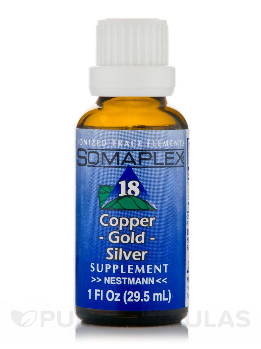 Copper-Gold-Silver - 1 fl. oz (29.5 ml)