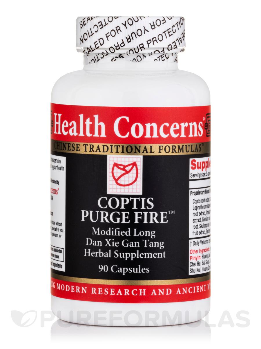 Coptis Purge Fire - 90 Tabs