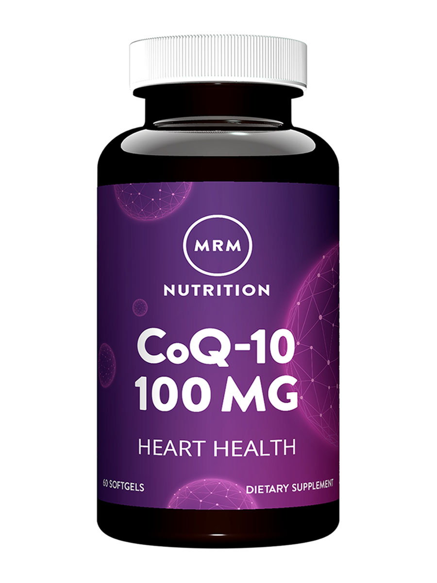 CoQ-10 100 mg - 60 Softgels