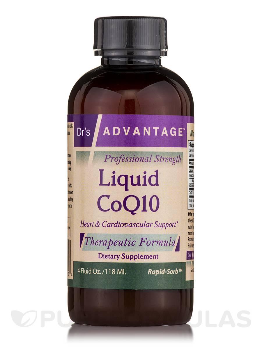 Liquid CoQ10 - 4 fl. oz (118 ml)