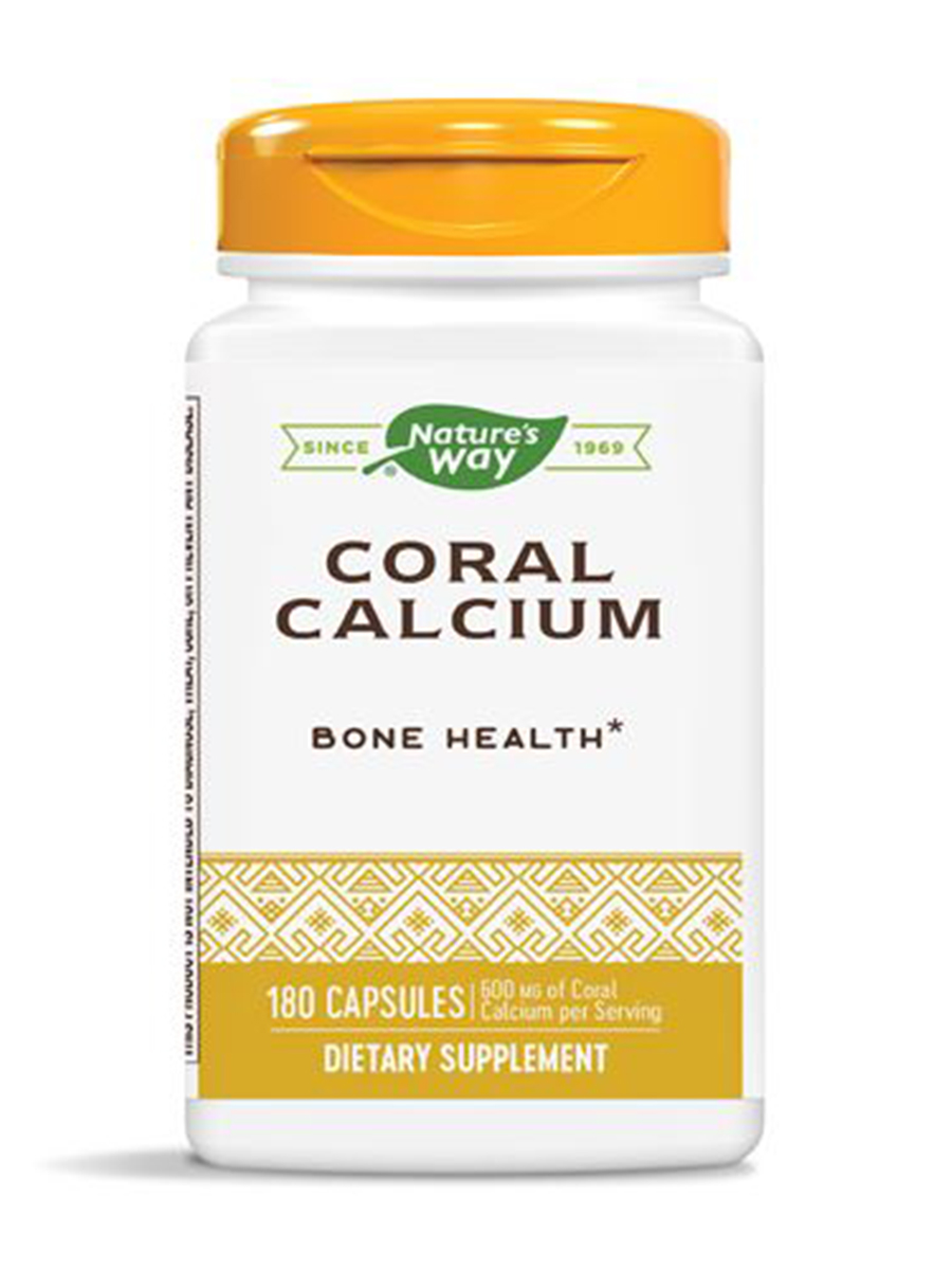 Coral Calcium - 180 VCaps