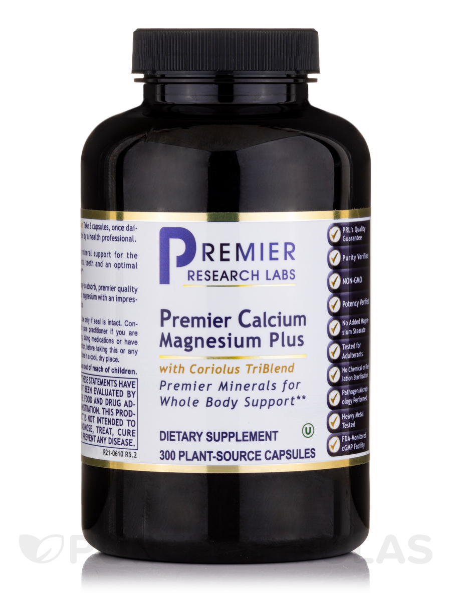 Coral Legend Plus - 300 Vegetarian Capsules