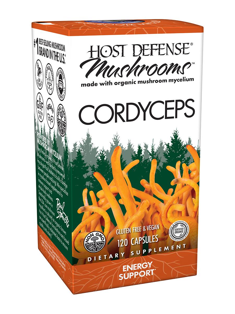 Cordyceps - 120 Capsules