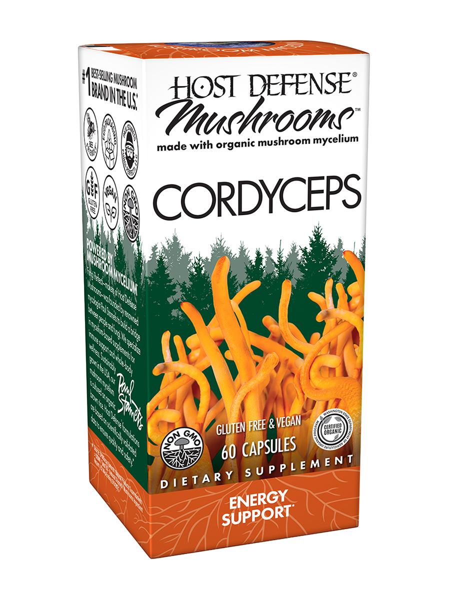 Cordyceps - 60 Capsules