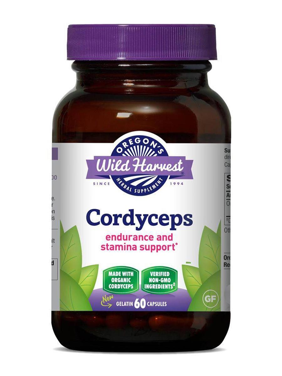 Cordyceps - 60 Gelatin Capsules