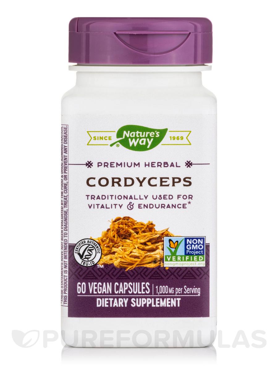 Cordyceps - 60 VegCaps