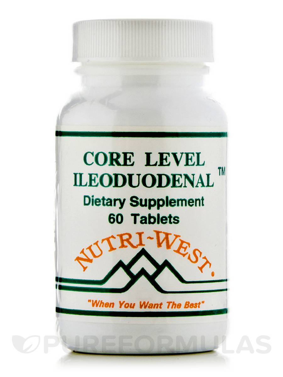 Core Level Ileoduodenal - 60 Tablets