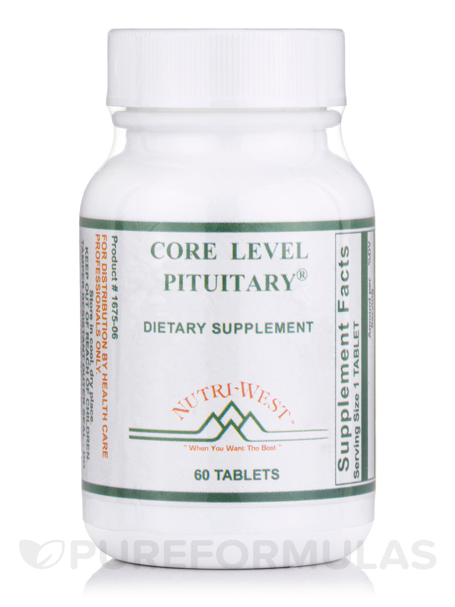Core Level Pituitary® - 60 Tablets